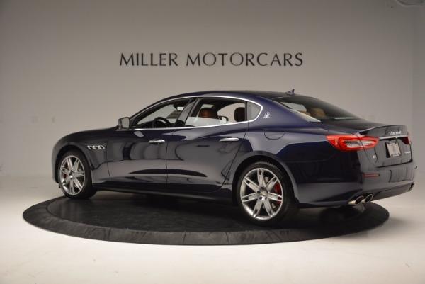 New 2017 Maserati Quattroporte S Q4 for sale Sold at Alfa Romeo of Westport in Westport CT 06880 4