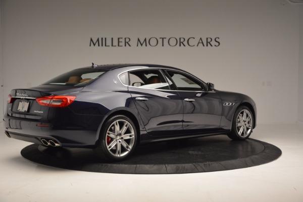 New 2017 Maserati Quattroporte S Q4 for sale Sold at Alfa Romeo of Westport in Westport CT 06880 8