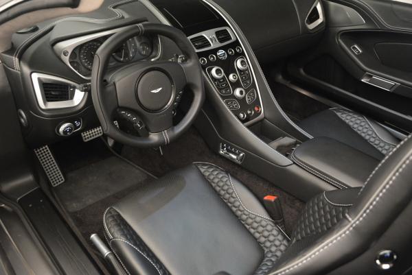 Used 2016 Aston Martin Vanquish Convertible for sale Sold at Alfa Romeo of Westport in Westport CT 06880 24