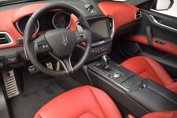 New 2017 Maserati Ghibli S Q4 for sale Sold at Alfa Romeo of Westport in Westport CT 06880 13