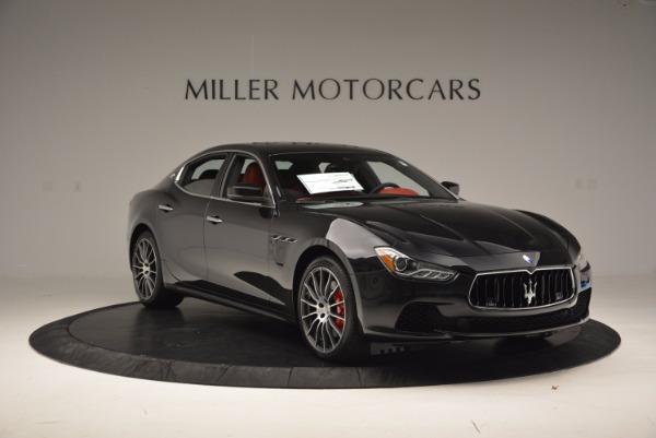 New 2017 Maserati Ghibli S Q4 for sale Sold at Alfa Romeo of Westport in Westport CT 06880 5