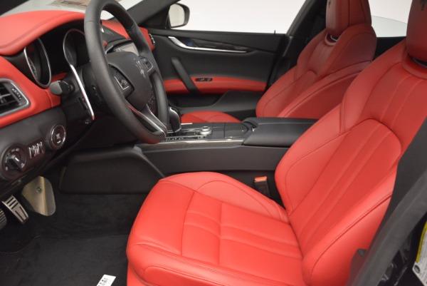 New 2017 Maserati Ghibli SQ4 for sale Sold at Alfa Romeo of Westport in Westport CT 06880 16