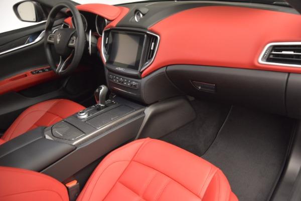 New 2017 Maserati Ghibli SQ4 for sale Sold at Alfa Romeo of Westport in Westport CT 06880 17