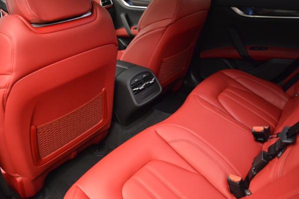 New 2017 Maserati Ghibli SQ4 for sale Sold at Alfa Romeo of Westport in Westport CT 06880 22