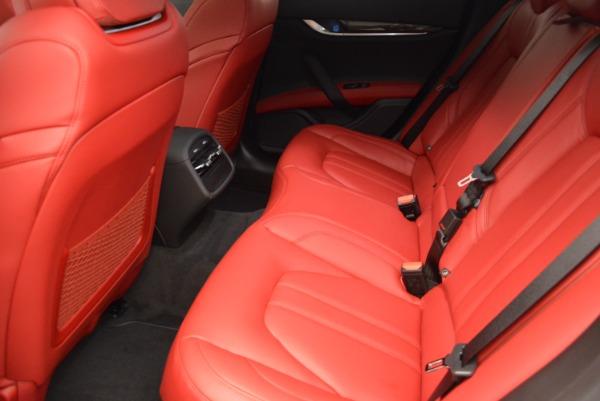 New 2017 Maserati Ghibli SQ4 for sale Sold at Alfa Romeo of Westport in Westport CT 06880 23