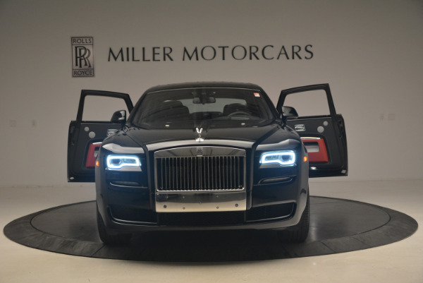 New 2017 Rolls-Royce Ghost for sale Sold at Alfa Romeo of Westport in Westport CT 06880 13
