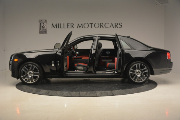 New 2017 Rolls-Royce Ghost for sale Sold at Alfa Romeo of Westport in Westport CT 06880 14