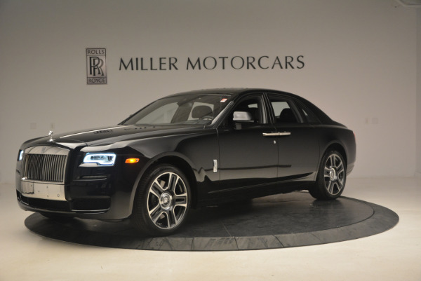 New 2017 Rolls-Royce Ghost for sale Sold at Alfa Romeo of Westport in Westport CT 06880 2