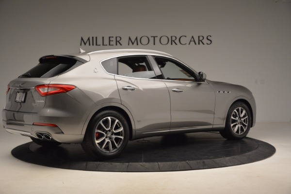 New 2017 Maserati Levante for sale Sold at Alfa Romeo of Westport in Westport CT 06880 8