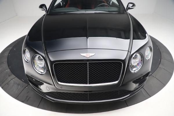 Used 2017 Bentley Continental GT V8 S for sale Sold at Alfa Romeo of Westport in Westport CT 06880 13