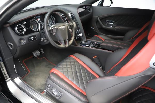 Used 2017 Bentley Continental GT V8 S for sale Sold at Alfa Romeo of Westport in Westport CT 06880 18
