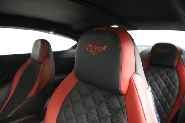 Used 2017 Bentley Continental GT V8 S for sale Sold at Alfa Romeo of Westport in Westport CT 06880 21