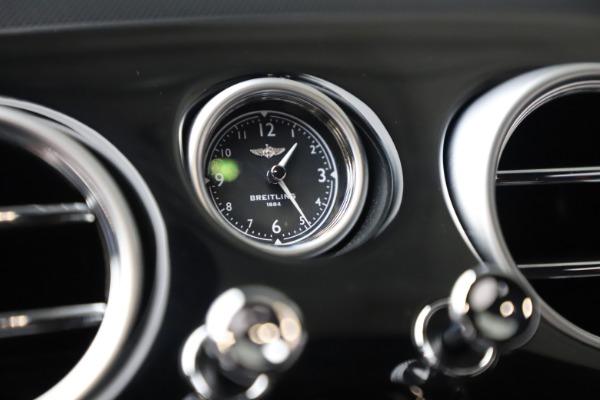 Used 2017 Bentley Continental GT V8 S for sale Sold at Alfa Romeo of Westport in Westport CT 06880 23