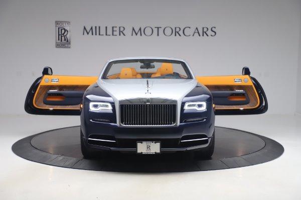 Used 2017 Rolls-Royce Dawn for sale $239,900 at Alfa Romeo of Westport in Westport CT 06880 10