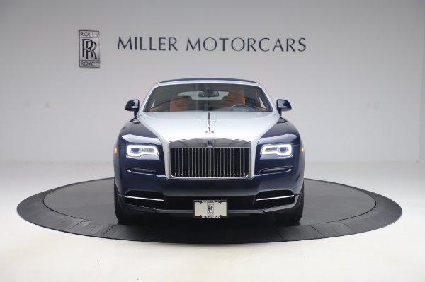 Used 2017 Rolls-Royce Dawn for sale $239,900 at Alfa Romeo of Westport in Westport CT 06880 11
