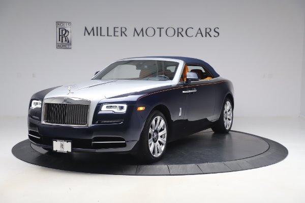 Used 2017 Rolls-Royce Dawn for sale $239,900 at Alfa Romeo of Westport in Westport CT 06880 12