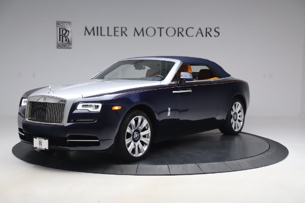 New 2017 Rolls-Royce Dawn for sale Sold at Alfa Romeo of Westport in Westport CT 06880 13