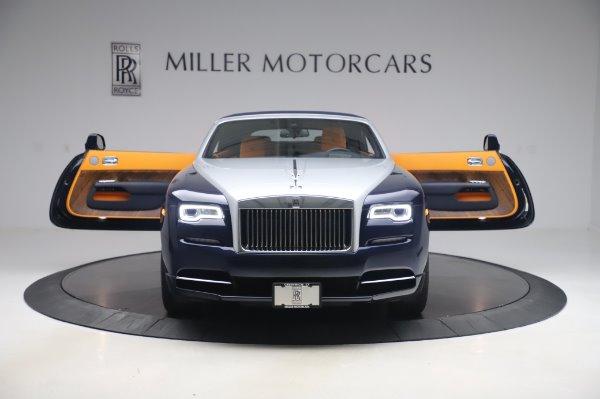 Used 2017 Rolls-Royce Dawn for sale $239,900 at Alfa Romeo of Westport in Westport CT 06880 20