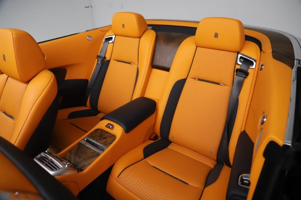 Used 2017 Rolls-Royce Dawn for sale $239,900 at Alfa Romeo of Westport in Westport CT 06880 23
