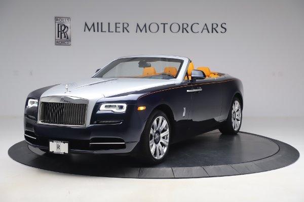 Used 2017 Rolls-Royce Dawn for sale $239,900 at Alfa Romeo of Westport in Westport CT 06880 1