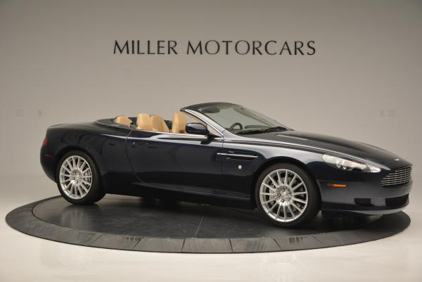 Used 2007 Aston Martin DB9 Volante for sale Sold at Alfa Romeo of Westport in Westport CT 06880 10