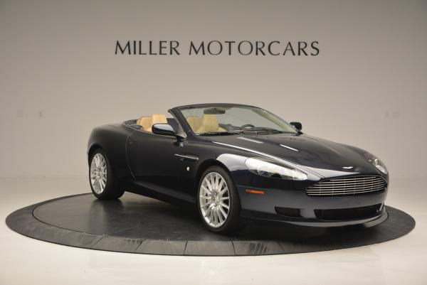 Used 2007 Aston Martin DB9 Volante for sale Sold at Alfa Romeo of Westport in Westport CT 06880 11