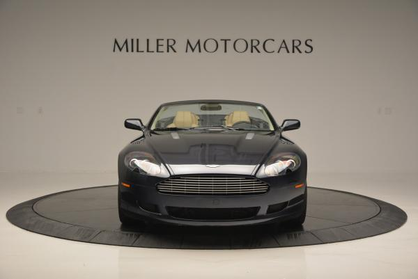 Used 2007 Aston Martin DB9 Volante for sale Sold at Alfa Romeo of Westport in Westport CT 06880 12