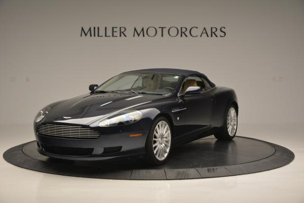 Used 2007 Aston Martin DB9 Volante for sale Sold at Alfa Romeo of Westport in Westport CT 06880 13