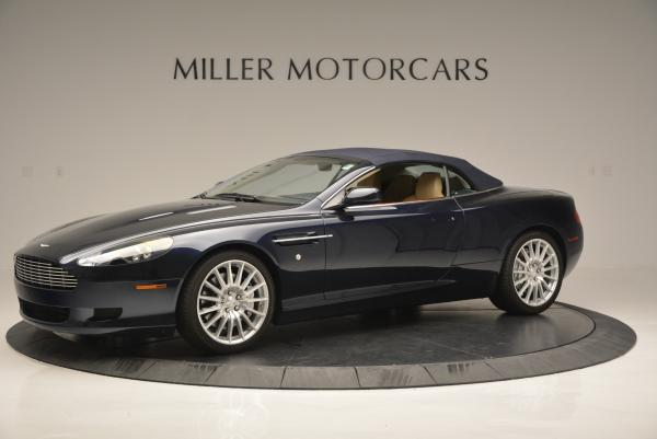 Used 2007 Aston Martin DB9 Volante for sale Sold at Alfa Romeo of Westport in Westport CT 06880 14