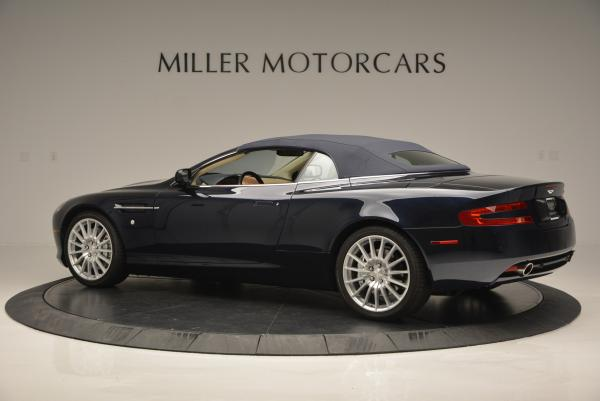 Used 2007 Aston Martin DB9 Volante for sale Sold at Alfa Romeo of Westport in Westport CT 06880 16