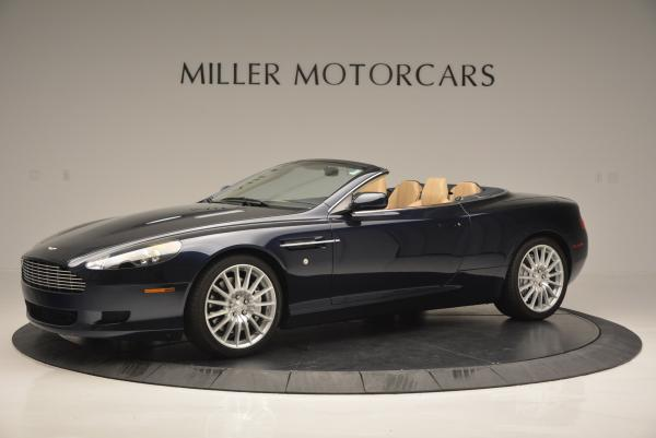 Used 2007 Aston Martin DB9 Volante for sale Sold at Alfa Romeo of Westport in Westport CT 06880 2