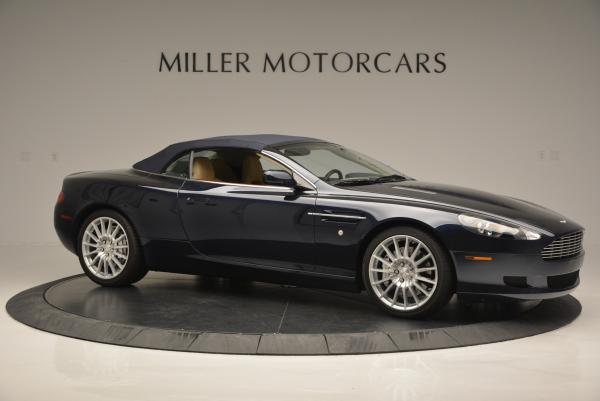 Used 2007 Aston Martin DB9 Volante for sale Sold at Alfa Romeo of Westport in Westport CT 06880 22