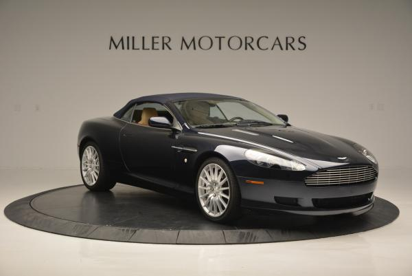 Used 2007 Aston Martin DB9 Volante for sale Sold at Alfa Romeo of Westport in Westport CT 06880 23