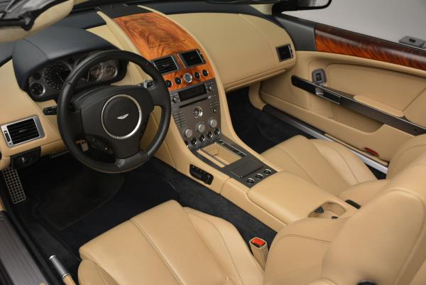 Used 2007 Aston Martin DB9 Volante for sale Sold at Alfa Romeo of Westport in Westport CT 06880 24