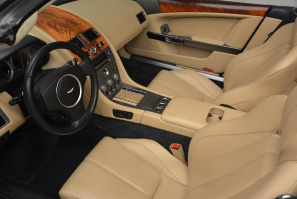 Used 2007 Aston Martin DB9 Volante for sale Sold at Alfa Romeo of Westport in Westport CT 06880 25