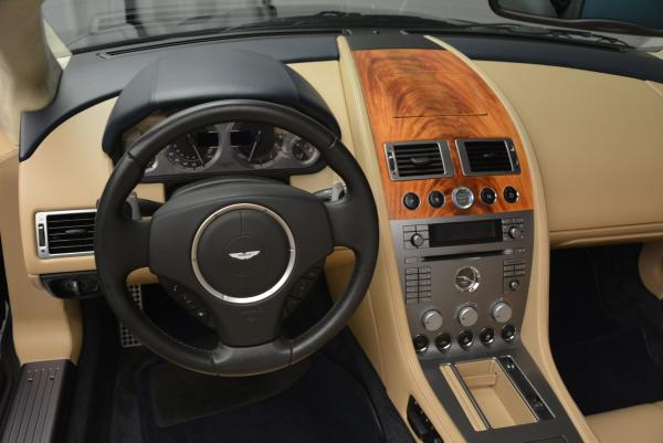 Used 2007 Aston Martin DB9 Volante for sale Sold at Alfa Romeo of Westport in Westport CT 06880 26
