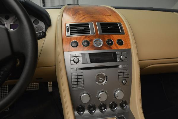 Used 2007 Aston Martin DB9 Volante for sale Sold at Alfa Romeo of Westport in Westport CT 06880 28