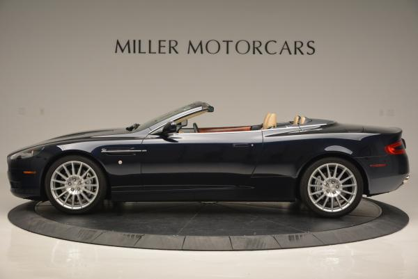 Used 2007 Aston Martin DB9 Volante for sale Sold at Alfa Romeo of Westport in Westport CT 06880 3