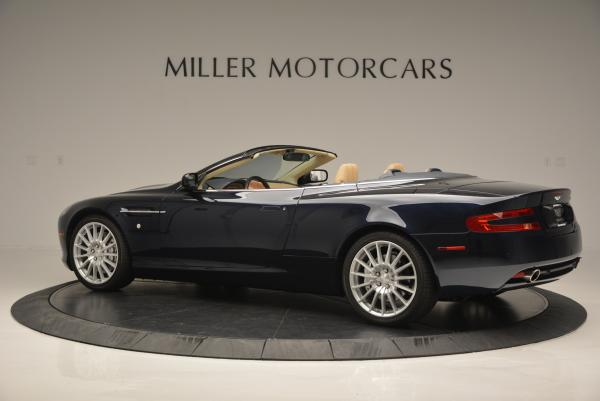 Used 2007 Aston Martin DB9 Volante for sale Sold at Alfa Romeo of Westport in Westport CT 06880 4
