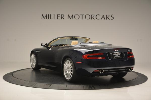 Used 2007 Aston Martin DB9 Volante for sale Sold at Alfa Romeo of Westport in Westport CT 06880 5
