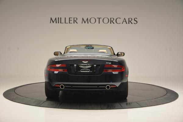 Used 2007 Aston Martin DB9 Volante for sale Sold at Alfa Romeo of Westport in Westport CT 06880 6