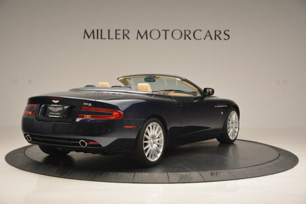 Used 2007 Aston Martin DB9 Volante for sale Sold at Alfa Romeo of Westport in Westport CT 06880 7