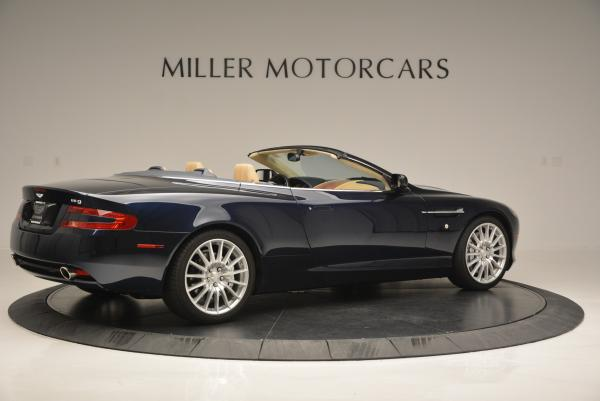 Used 2007 Aston Martin DB9 Volante for sale Sold at Alfa Romeo of Westport in Westport CT 06880 8