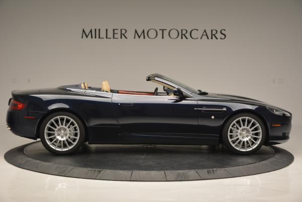 Used 2007 Aston Martin DB9 Volante for sale Sold at Alfa Romeo of Westport in Westport CT 06880 9