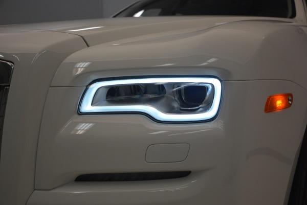 Used 2017 Rolls-Royce Ghost for sale Sold at Alfa Romeo of Westport in Westport CT 06880 14