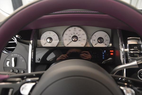 Used 2017 Rolls-Royce Ghost for sale Sold at Alfa Romeo of Westport in Westport CT 06880 23
