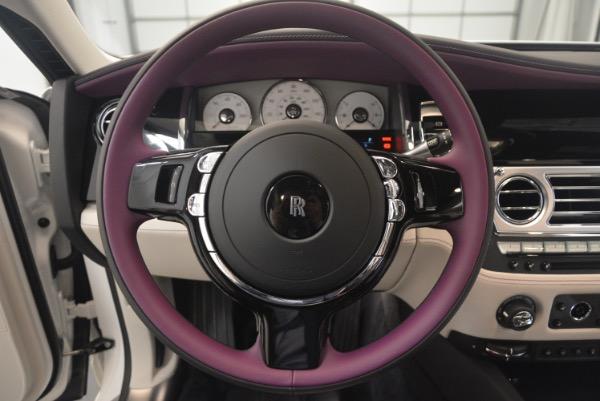 Used 2017 Rolls-Royce Ghost for sale Sold at Alfa Romeo of Westport in Westport CT 06880 24