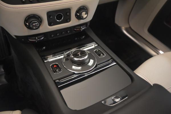 Used 2017 Rolls-Royce Ghost for sale Sold at Alfa Romeo of Westport in Westport CT 06880 26