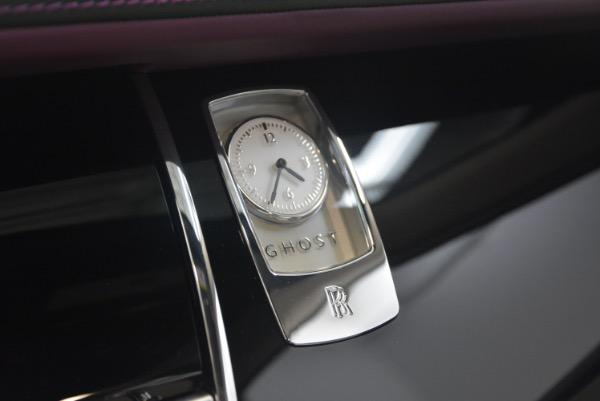 Used 2017 Rolls-Royce Ghost for sale Sold at Alfa Romeo of Westport in Westport CT 06880 27