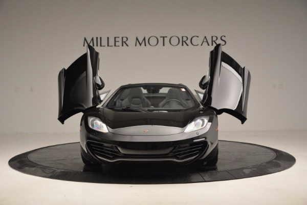 Used 2013 McLaren 12C Spider for sale Sold at Alfa Romeo of Westport in Westport CT 06880 13